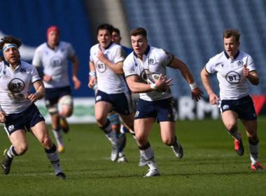 Scotland contenders for the British & Irish Lions