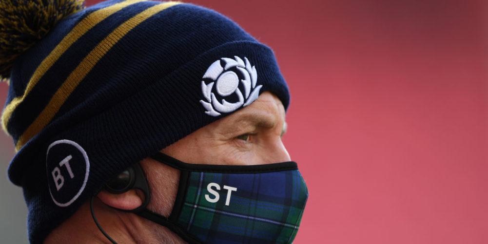 Scotland defence coach Steve Tandy