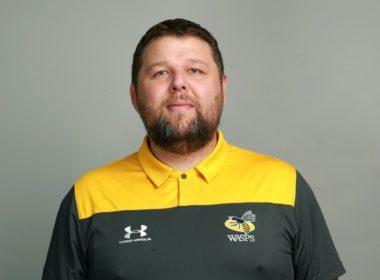 Wasps head coach Neil Fowkes