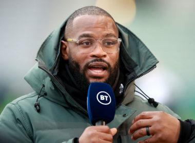 BT Sport pundit Ugo Monye
