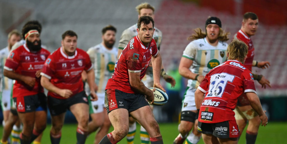 Gloucester centre Mark Atkinson is wanted by Bristol Bears