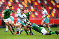 Worcester Warriors fly-half Billy Searle