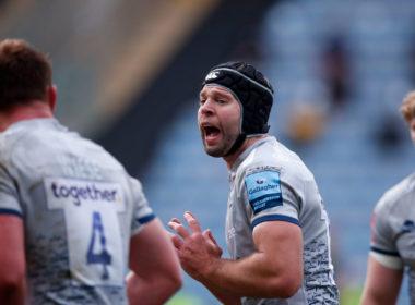 Sale Sharks back row Josh Beaumont