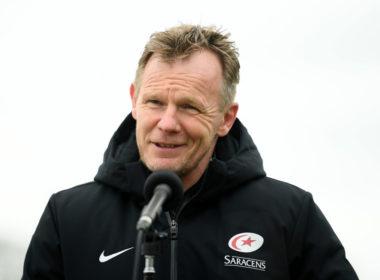 Saracens head coach Mark McCall