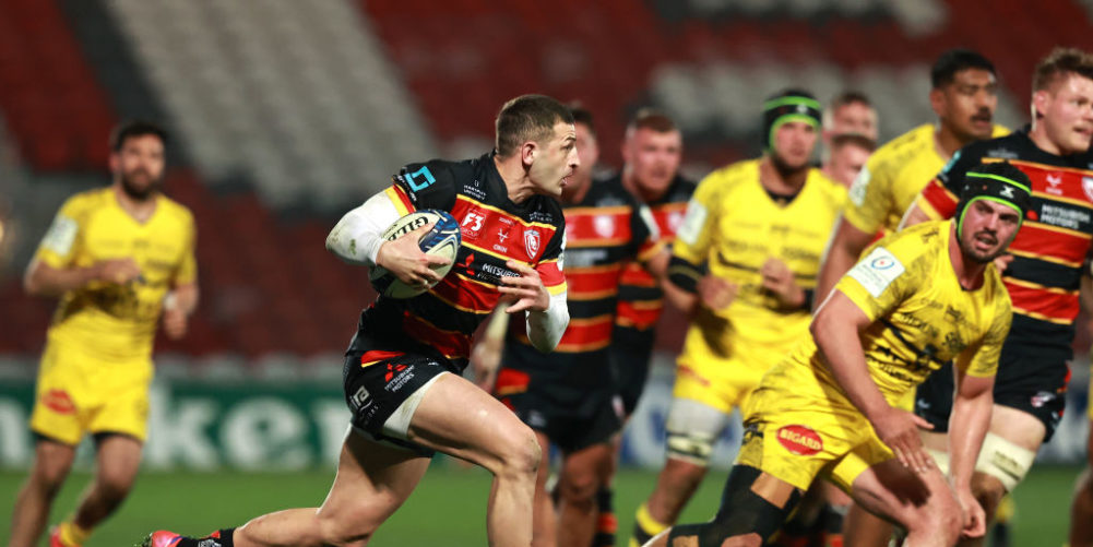 Gloucester lost to La Rochelle in the Champions Cup