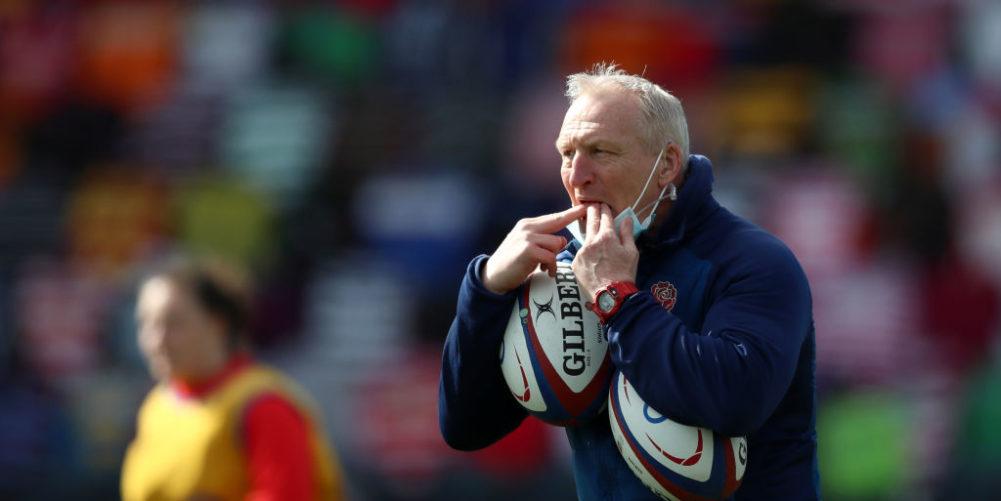 England Women head coach Simon Middleton