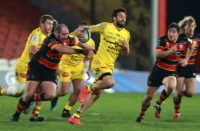 La Rochelle back row Kevin Gourdon