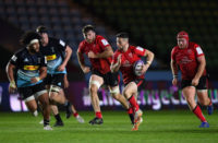 Harlequins lose to Ulster