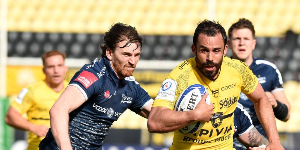 Sale Sharks lose to La Rochelle