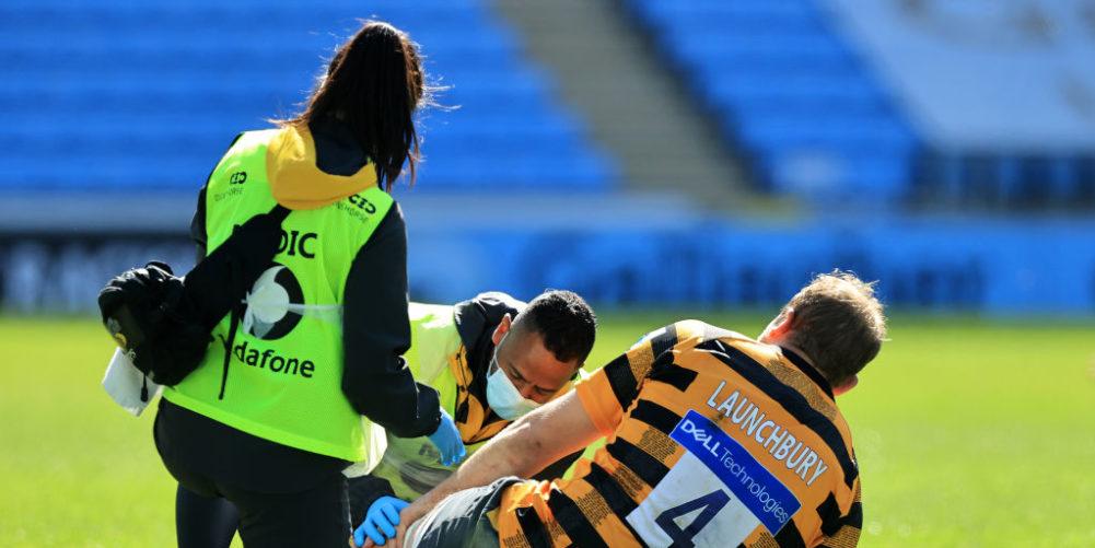 Wasps captain Joe Launchbury to miss Lions tour