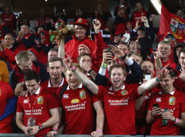 British & Irish Lions issue fans guidance