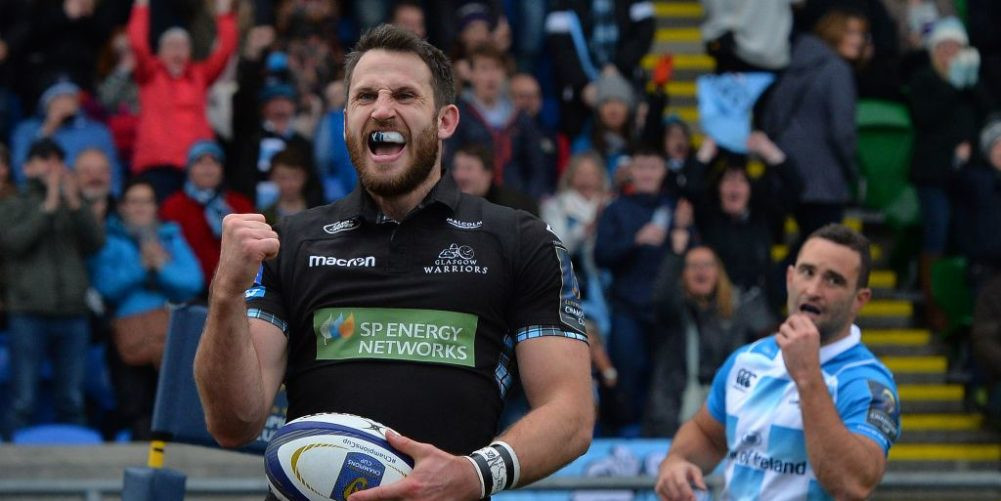 Glasgow Warriors wing Tommy Seymour has retired