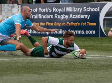 Ealing Trailfinders beat Gloucester