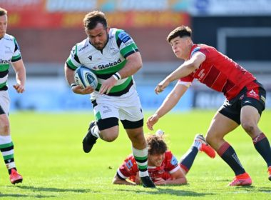 Newcastle Falcons hooker George McGuigan wanted by Munster