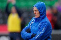 Benetton head coach Kieran Crowley