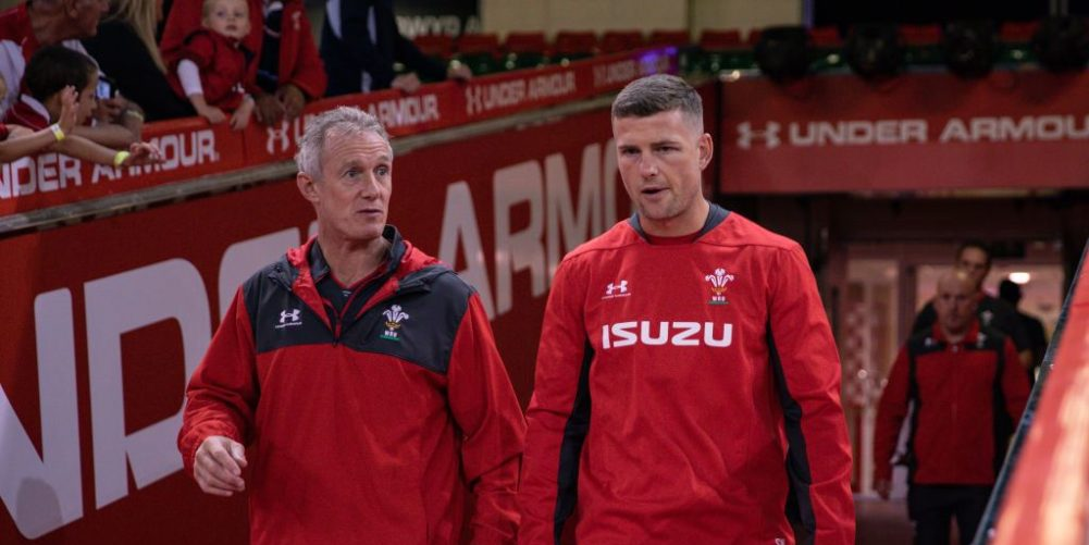 Rob Howley would like a return to Wales