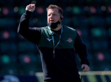 Ealing Trailfinders director of rugby Ben Ward