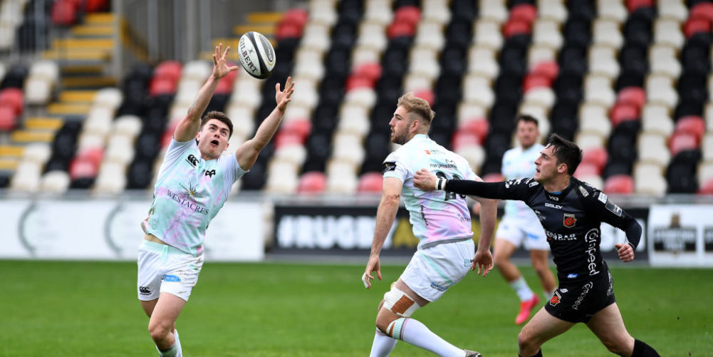 Benetton v Ospreys has been cancelled in the Rainbow Cup