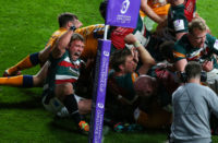Leicester Tigers captain Tom Youngs
