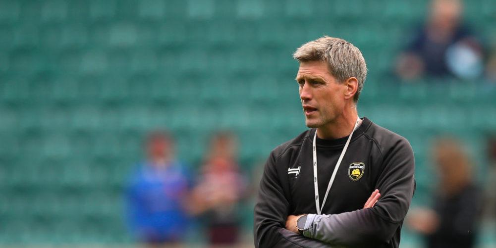 La Rochelle head coach Ronan O'Gara