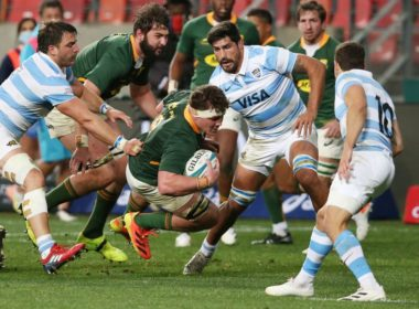 South Africa beat Argentina
