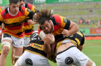Waikato prop Josh Iosefo-Scott has signed for Exeter Chiefs