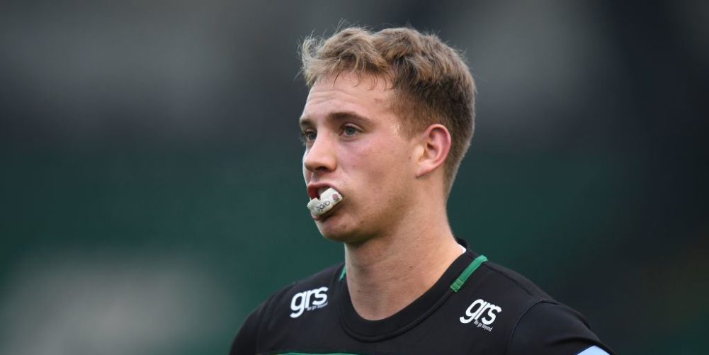 Northampton Saints full-back Harry Mallinder is off to Japan