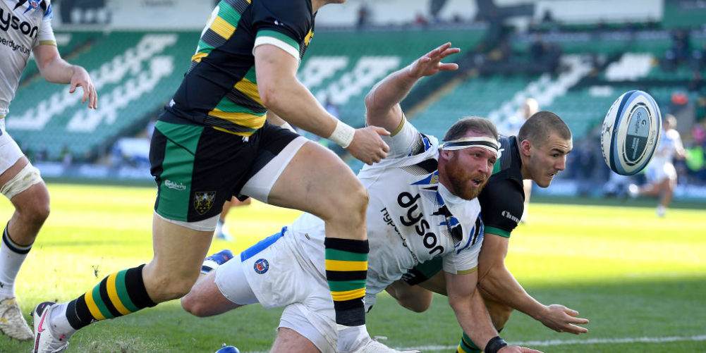 Bath prop Henry Thomas to leave