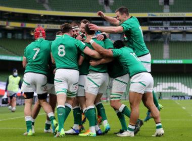 Ireland to play Japan and USA