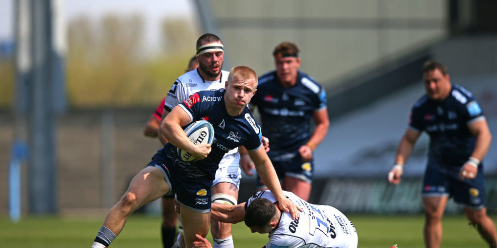 Sale Sharks full-back Arron Reed