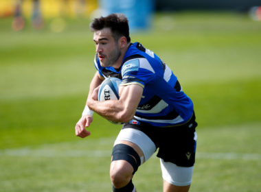Will Muir signs Bath extension