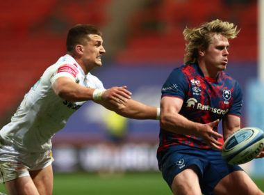 Bristol and Exeter Chiefs are on for home semi-finals