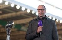 BT Sport host Martin Bayfield