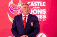 British & Irish Lions chairman Jason Leonard