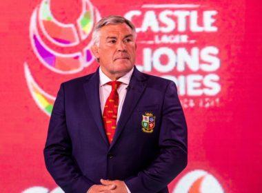 British & Irish Lions chairman Jason Leonard