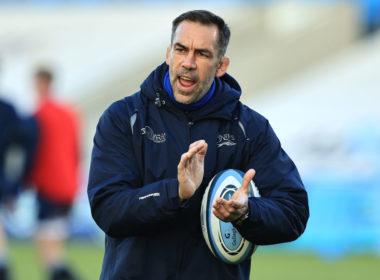 Sale Sharks director of rugby Alex Sanderson