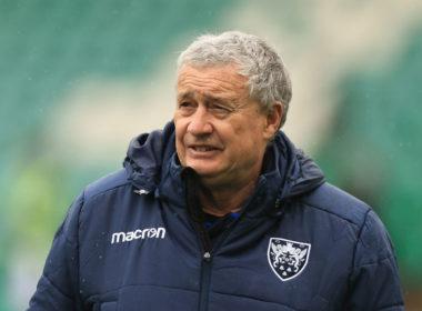 Northampton Saints director of rugby Chris Boyd
