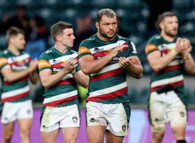 Leicester Tigers lose in the Challenge Cup final