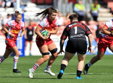 Abbie Ward will leave Harlequins for Bristol Bears
