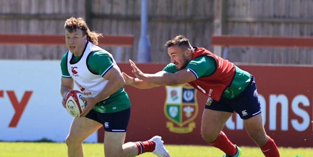 British & Irish Lions flanker Hamish Watson ruled out