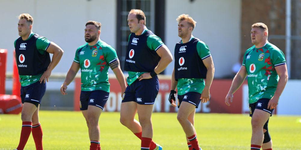 British & Irish Lions squad to play Japan