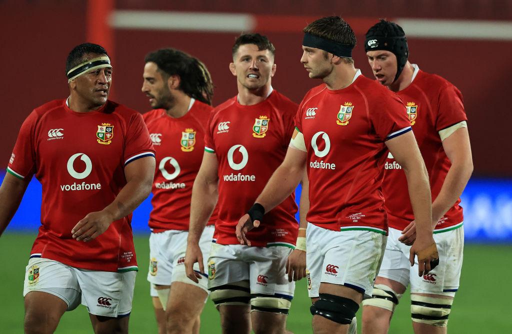 British & Irish Lions players