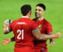Warren Gatland makes three changes to the Lions for second Test