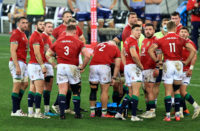 British & Irish Lions in Cape Town