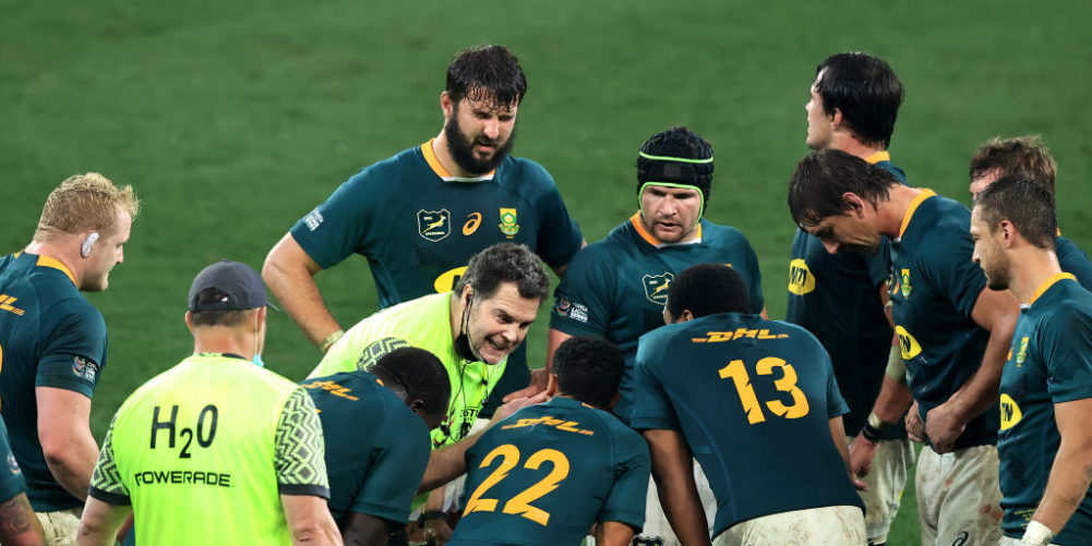 Rassie Erasmus has been backed to take the fight to World Rugby in his misconduct hearing