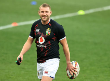 Lions and Scotland ace Finn Russell