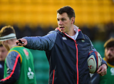 Louis Deacons appointed England Women forwards coach