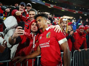 British & Irish Lions to host fans at Murrayfield