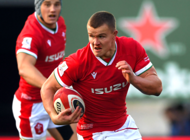Wales and Cardiff flanker Shane Lewis-Hughes